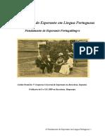 O Fundamento do Esperanto em Língua Portuguesa