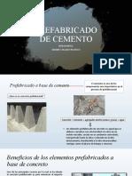 PREFABRICADO DE CEMENTO.pptx