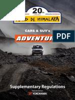 Adventure Trial - 4x4