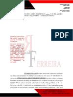 01 AÇÃO INDENIZAÇÃO POR DANOS MATERIAIS E MORAIS - EDUARDO E IVONE