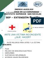 -PRIMEROS AUXILIOO