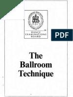 The Ballroom Technique - Alex Moore