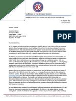 SCS Funding Request Letter Indoor Air Quality Improvements- Gov. Lee