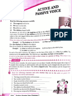 Chapter15- Active and Passive Voice