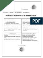 Prova Simulado para Bolsas de Estudos..pdf