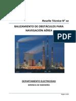 CT - Balizamiento (OJO CRUZAR CON RAAC 154)