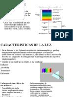 CARACTERISTICAS Y LEYES (PRINCIPIOS)