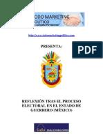 Reflexión tras el proceso electoral en el estado de guerrero (México)