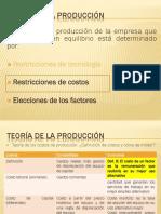 diapositivas 6 TEORÍA DE LA PRODUCCIÓN