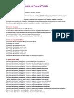 Protocolul de Vindecare cu Flacara  Violeta