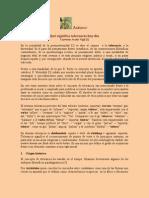 La Tolerancia - Bekanntmachen VP 310111