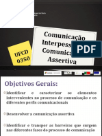 Apresentação PP UFCD 0350