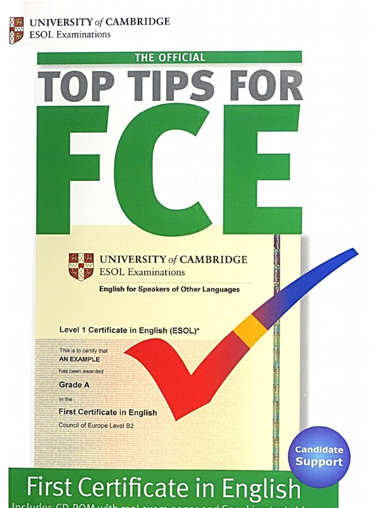 Top tips for fce yelopaper Gallery
