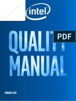 intel-quality-manual