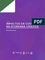 Relatório Final - Impactos da Covid-19 na Economia Criativa - OBEC-BA