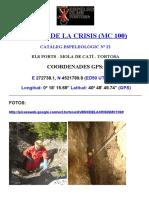 AVENC DE LA CRISIS (MC 100)