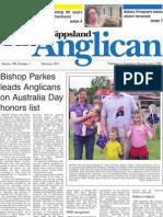 The Gippsland Anglican, February 2011