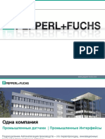 Pepperl_Fuchs presentation