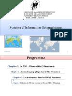 presentation Chapitre 1 SIG
