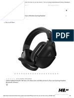 TURTLE BEACH Stealth 700 Gen 2 für Xbox One und Xbox Series X, Over-ear Gaming Headset Bluetooth Schwarz _ MediaMarkt