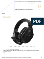 TURTLE BEACH Stealth 700 Gen 2 für Xbox One und Xbox Series X, Over-ear Gaming Headset Bluetooth Schwarz Gaming Headset kaufen _ SATURN