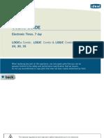 LOGIC+ Combi, LOGIC Combi & LOGIC Combi E 24, 30, 35 User Guide