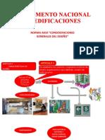 NORMA A-010 _ CONDICIONES GENERALES DE DISEÑO.pptx