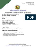 Conteúdo Curso Formação de Operador de CAMINHÃO MUNCK