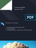 Semana 3 - Cultura digital