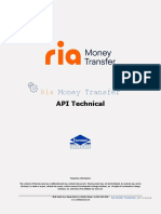 Ria Money Transfer API -Technical_V1.1_Wholesale