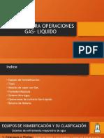 EQUIPOS PARA OPERACIONES GAS- LIQUIDO
