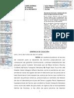 CASACIÓN N.° 1527-2018 5 MAR 2020 TACNA Vinculación funcional y fundamentación fáctica del tipo penal de peculado.pdf