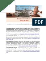 1. Boletín Sala Civil Familia (1-17)