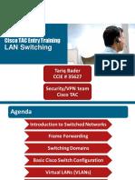 Cisco TAC Entry Training - 4 - LAN Switching.pdf