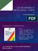 Ley de minería y metalurgia.pptx