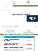 6. COMPROMISOS ETAPA IV