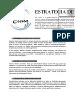 ESTRATEGIA DE VENTAS CLICK & CLEAN