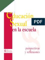Santos, H. (2007). Algunas consideraciones pedagógicas sobre la educación sexual. Educación sexual en la escuela. Perspectivas y reflexiones, 5-22. (1)