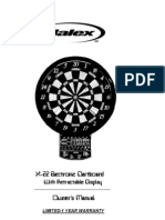 Halex_Dartboard_User_Guide