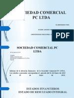 SOCIEDAD COMERCIAL PC LTDA