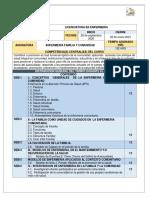 PROGRAMA ENFERMERÍA FAMILIA Y COMUNIDAD PARA PLATAFORMA