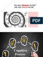 Cognitive Process in Decision Making