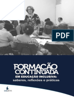 ARTIGOS SOBRE AS POLÍTICAS DA EDUCAÇÃO ESPECIAL EM NATAL