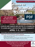West Hartford Shabbaton
