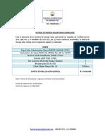 062_Cotizacion Gustavo Calvache