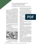 COMPORTAMIENTO DE UNA SONDA (TDR) PARA MEDIR LA HUMEDAD EDÁFICA