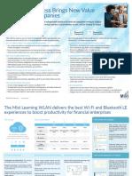 1.  Mist - Finance-WLAN-Delivers-Best-Wi-Fi-Info-Sheet-For-Web
