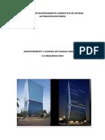 Informe de Servicio - Orquideas.