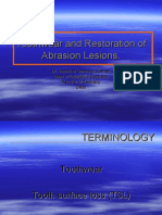 DB2527-ABRASION CAVITY 0809
