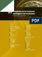 TERAPÉUTICA DE LOS TRASTORNOS NEUROLÓGICOS DEL MOVIMIENTO